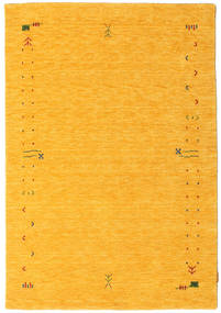 Gabbeh Loom - Yellow / Gold rug CVD5661