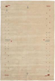 Tapis Gabbeh Loom Frame - Beige foncé CVD5792