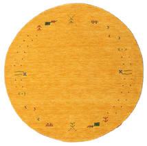 Gabbeh Loom Frame - Geel tapijt CVD5665