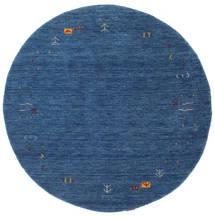 Gabbeh Loom Frame - Blau Teppich CVD5733
