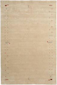 Gabbeh Loom Frame - Donkerbeige tapijt CVD5791