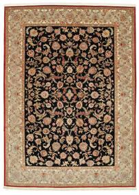Tabriz 70 Raj silkesvarp matta VKOA13