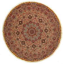 Tabriz 60 Raj silkerenning teppe VEXJ15