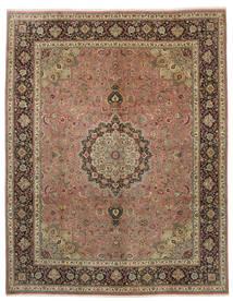 Tabriz 50 Raj med silke signert: Borhani teppe VEXJ4