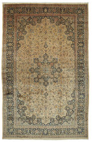 Mashad Astan Ghods Rug 508X789 Authentic  Oriental Handknotted Light Brown/Dark Grey Large (Wool, Persia/Iran)