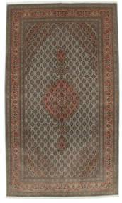 Tabriz 50 Raj Alfombra 151X259 Oriental Hecha A Mano Marrón Claro/Marrón Oscuro/Gris Oscuro (Lana/Seda, Persia/Irán)
