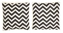 Tyynynpäällinen - Zebra Musta-matto CVD8334