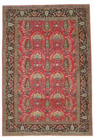 Keshan Patina Signed: Rabani Rug 255X370 Authentic  Oriental Handknotted Dark Red/Light Brown Large (Wool, Persia/Iran)