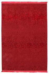 Glacier - Tummanpunainen Matto 160X230 Moderni Punainen/Tummanpunainen ( Turkki)