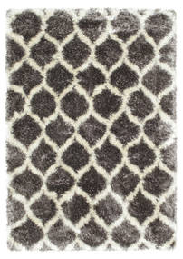 Berber style Shaggy Regal - Grey / Beige carpet CVD8532