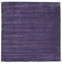 Tapis Handloom fringes - Violet CVD7678