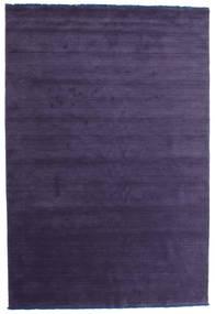 Handloom fringes - Lilla teppe CVD7673