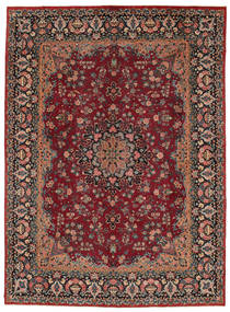Mashad Patina Signed: Vahidian Rug 290X395 Authentic  Oriental Handknotted Brown/Dark Blue Large (Wool, Persia/Iran)