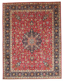 Mashad signed: Haghgoshai carpet ABY334