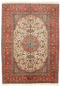 Isfahan Seidenkette Teppich GHD142