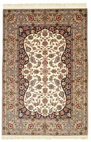 Isfahan silk warp carpet GHD147