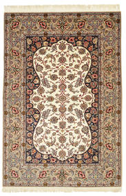 Alfombra Isfahan urdimbre de seda GHD147