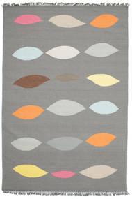 Leaves - Grey carpet CVD8223