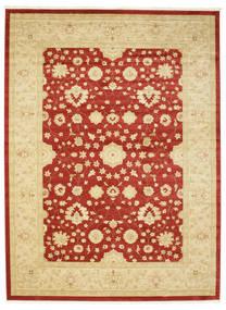 Farahan Ziegler - Rot Teppich  300X400 Orientalischer Beige/Rost/Rot/Dunkel Beige Großer ( Türkei)