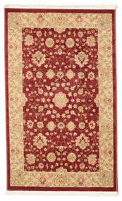 Farahan Ziegler - Rouge Tapis 100X160 D'orient Rouge Foncé/Beige Foncé ( Turquie)
