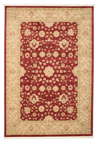 Farahan Ziegler - Red Rug 160X230 Oriental Light Brown/Dark Red/Dark Beige ( Turkey)