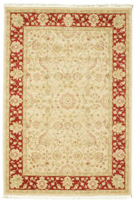 Farahan Ziegler - Beige/Red Rug 160X230 Oriental Yellow/Beige ( Turkey)