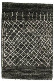 Shaggy Fenix - Black / Grey carpet RVD10305