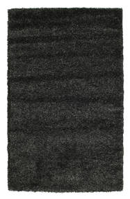 Shaggy Solana - Black / Grey carpet CVD9948