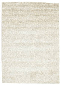 Shaggy Solana - naturweiß / hellbeige Teppich CVD9930