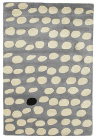 Camouflage Handtufted - Grey Rug 120X180 Modern Light Grey/Dark Beige (Wool, India)