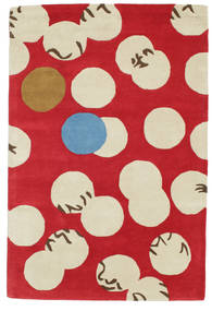 Kurbits Handtufted - Red carpet CVD6540