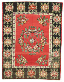 Kilim semi antique carpet XCGS181
