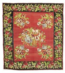 Kilim semi antique carpet XCGS176