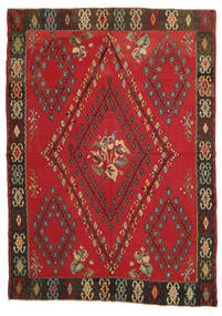 Tapis Kilim semi-antique XCGS156
