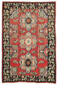 Tapis Kilim semi-antique XCGS140