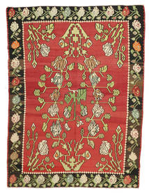 Tapis Kilim semi-antique XCGS128
