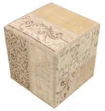 Tapis Patchwork stool ottoman BHKW100