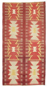 Tapis Kilim semi-antique Turkey XCGS262