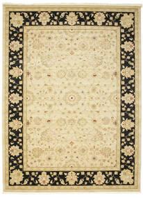 Farahan Ziegler - Beige Teppich  300X400 Orientalischer Beige/Dunkelgrau Großer ( Türkei)