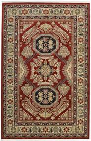Kazak Mirvan Tæppe 200X300 Orientalsk Rust/Mørkebrun ( Tyrkiet)