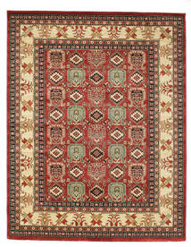 Kazak Simav Rug 200X250 Oriental Dark Red/Light Brown ( Turkey)