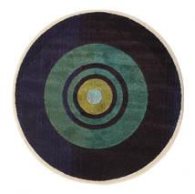 Alfombra Schallplatte - Verde CVD8235