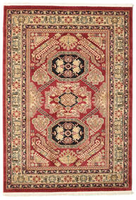 Kazak Mirvan Rug 140X200 Oriental Light Brown/Dark Red ( Turkey)