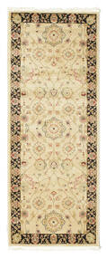 Farahan Ziegler - Beige Rug 80X200 Oriental Hallway Runner  Beige/Light Brown ( Turkey)
