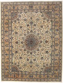 Kashmar Patina Rug 295X385 Authentic  Oriental Handknotted Light Brown/Dark Grey Large (Wool, Persia/Iran)