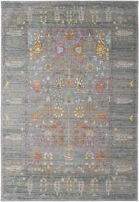 Celeste - Grey Rug 200X300 Modern Light Grey/Dark Grey ( Turkey)