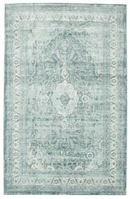 Jacinda - Light Rug 200X300 Modern Light Grey/Turquoise Blue/White/Creme ( Turkey)