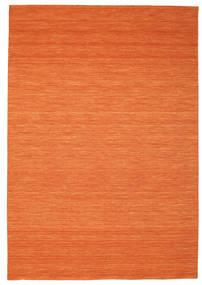 Kelim loom - Orange matta CVD8794