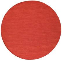 Kelim loom - Rood tapijt CVD8735