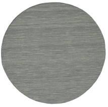 Kelim loom - Mørkegrå tæppe CVD9143